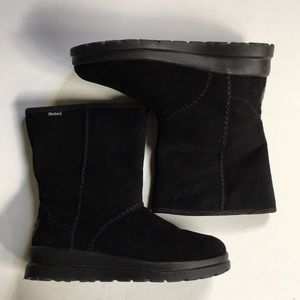 EUC Skechers leather boots